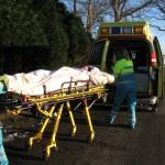 Ziekenhuis vervoer Tanika