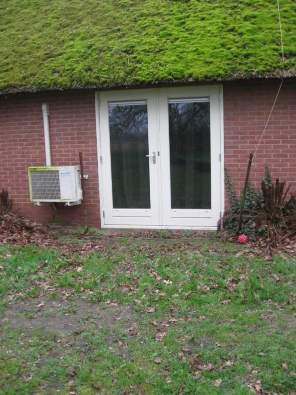 Openslaande deuren: behaald 2011