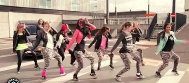 NOS jeugdjournaal: Dansen met Stichting Tanika